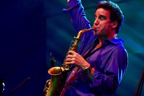 Saxofonista Eric Marienthal