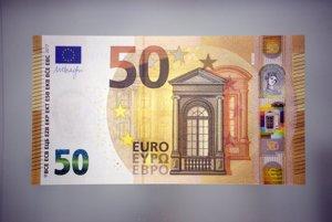 Pozor na falošné 50-eurovky!