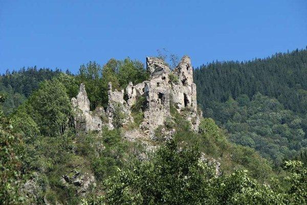 Starhrad: najohrozenej slovenský hrad
