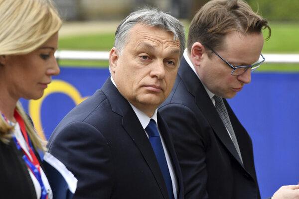 Orbán sa s Merkelovou dostal do konfliktu aj v prípade utečeneckej politiky.