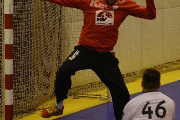 Famózny Michal Meluš poslal Agro do semifinále, navyše dvakrát skóroval cez celú palubovku.