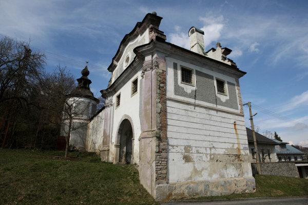 Jediný historický vstup do mesta, ktorý sa zachoval.