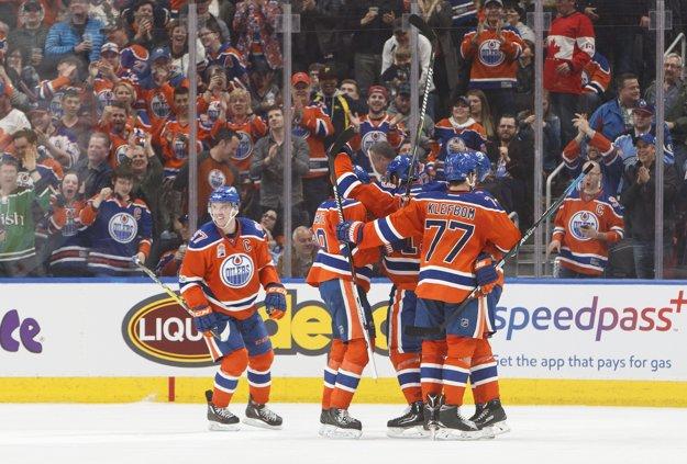 Edmonton ťaží z mladíckeho elánu.