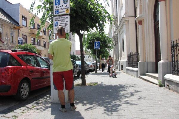 Na vyšších príjmoch mesta sa podieľalo aj spoplatnené parkovanie. V minulom roku vybrali takmer milión eur.