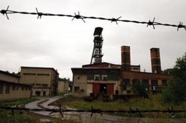 Východná šachta bane v Handlovej, v ktorej zahynulo 11 banských záchranárov a 9 baníkov.