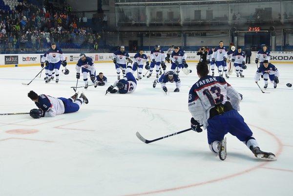 Mladí Slováci získali cenu fair-play.