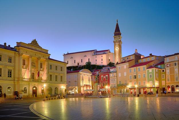 Námestie v Pirane