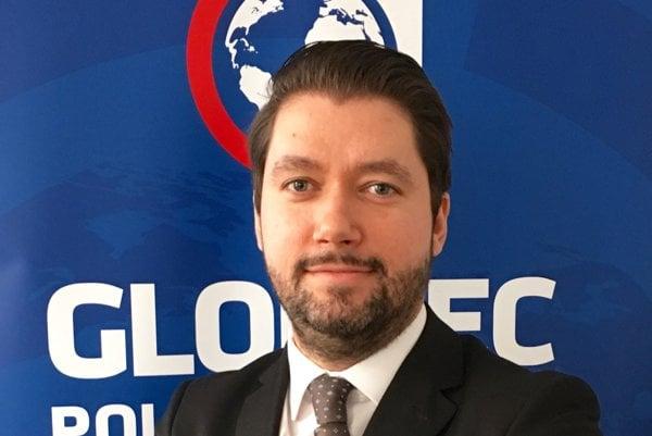 Tomáš Nagy, analytik Globsec Policy Institute.