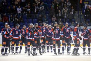 Slovenskí hokejisti vyhrali posledný zápas.