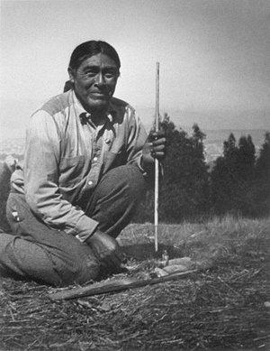 Kalifornský Indián Ishi skutočne žil.