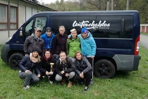 Altsohl Zvolen na turnaji v Českej Třebovej