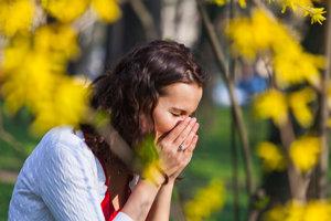 Jar s množstvom kvetov je pre alergikov náročným obdobím.