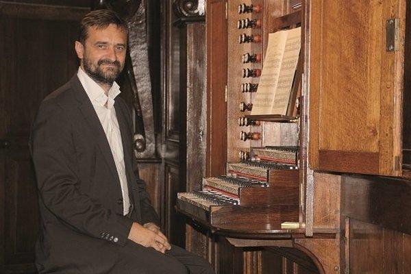 Stanislav Šurin zahrá na festivale v nedeľu 7. mája.