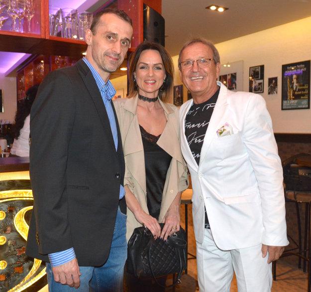 Rockový fanúšik. Peter Bartoš potvrdil, že šport a hudba k sebe majú blízko.