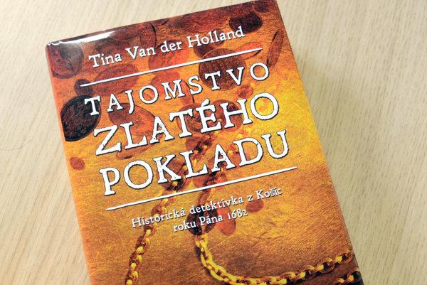 Najnovšia kniha od košickej autorky. Spoznáte v nej Košice v 17. storočí.