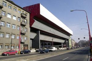 Slovenská národná galéria je v rekonštrukcii.