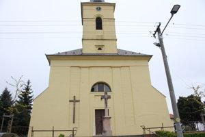 Kostol sv. Barbory v Hájskom dostane financie druhý rok po sebe.