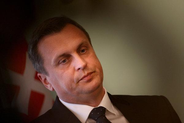 Andrej Danko obhajoval kauzu otvárania listov.