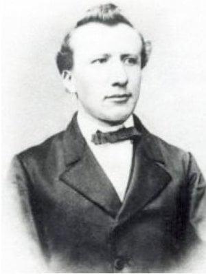 Ján Rudoľub Borbis.