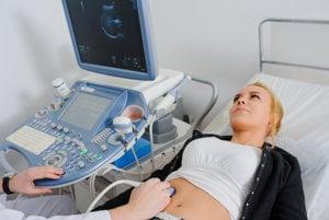 Dieťa možno pozorovať ultrazvukom po 15. týždni tehotenstva.