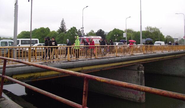 Počas rekonštrukcie most na čas úplne uzatvoria.