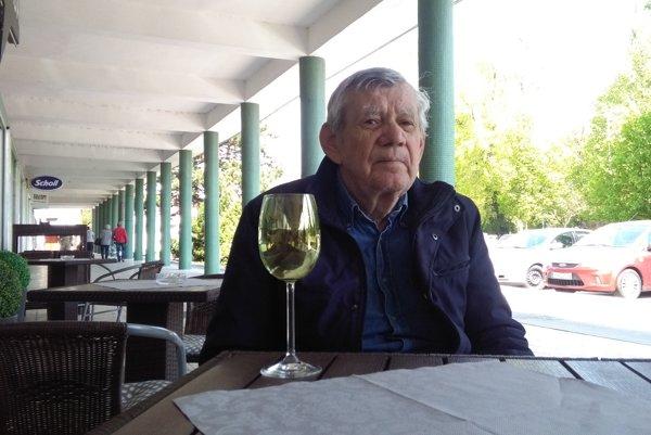 Anton  Beták z Piešťan.