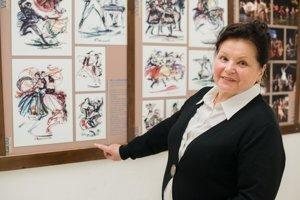 Tanečnica Hedviga Melicherová sa narodila 20. mája 1932. Celý život zasvätila ľudovému tancu, dnes pôsobí v archíve SĽUK-u.