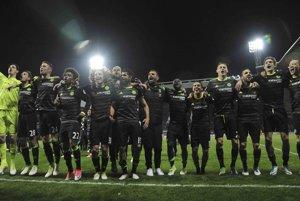 Chelsea oslavovala titul. Bola najlepším tímom v tejto sezóne.