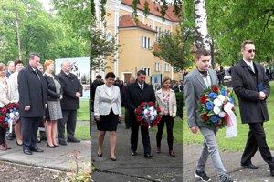 Mesto si uctilo 98. výročie tragickej smrti M. R. Štefánika.