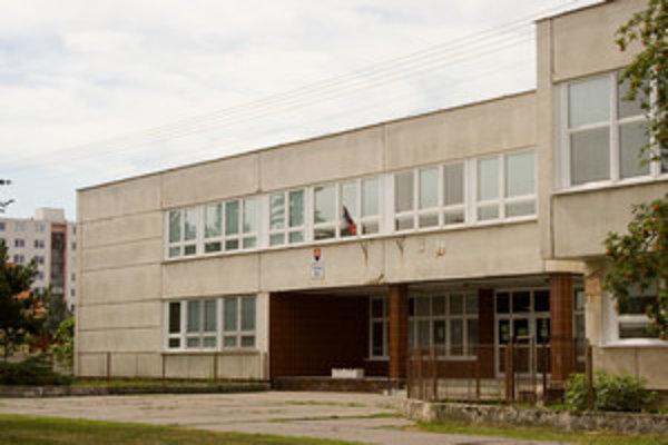 Základná škola na Záhoráckej ulici v Malackách FOTO: mesto Malacky