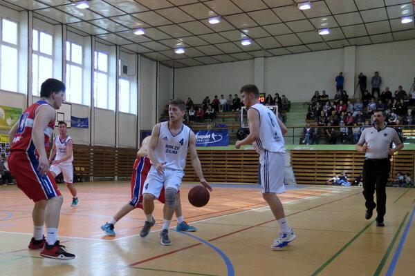 Žilinskí basketbalisti potvrdili skvelú formu.