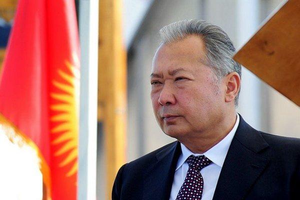 Kurmanbek Bakijev.