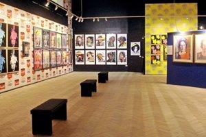 Múzeum v Medzilaborciach o modernom umení.