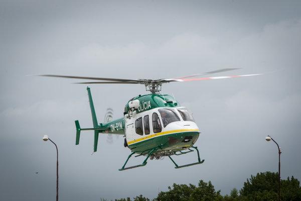Vrtuľníky Bell používa aj slovenská polícia. Po nedávnej nehode pri Prešove ostal v letke ministerstva vnútra ešte jeden stroj tohto typu.