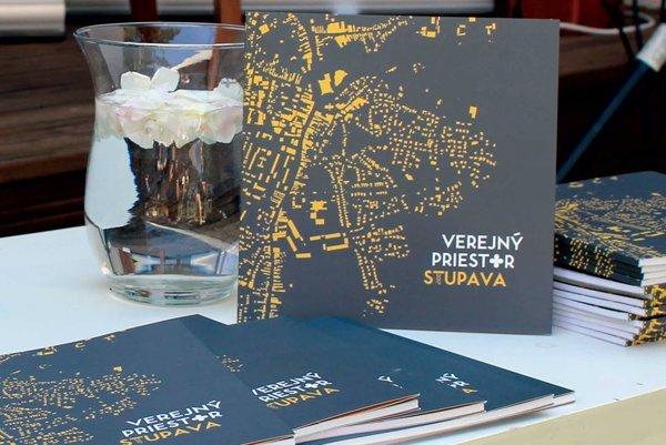 Nová publikácia o Stupave FOTO: mesto Stupava