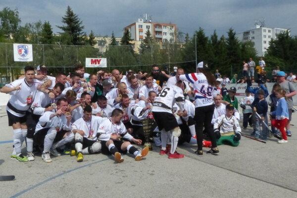 Hokejmarket Skalica - majster Slovenska