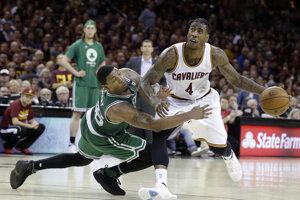 Hráči Clevelandu nevyužili obrovský náskok a napokon prehrali.