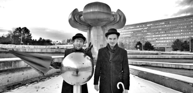 František Malík a Peter Michalík