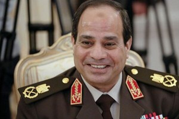 Novozvolený egyptský prezident.