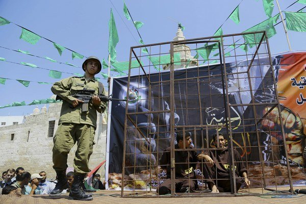 V Izraeli prebiehajú protesty za oslobodenie palestínskych väzňov držiacich hladovku.