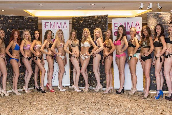Dvadsať semifinalistiek. Po sústredení v Rajeckých Tepliciach bude osem dievčat sklamaných.