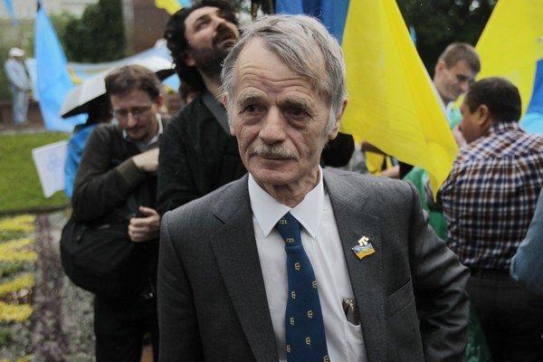 Mustafa Džemilev, politický vodca krymských Tatárov.