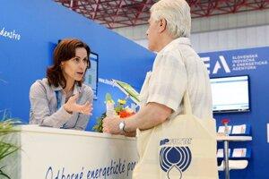Ak ste na výstave ELO SYS v Nitre neboli, o konzultácie je možné požiadať v poradenských centrách ŽIŤ ENERGIOU v Trenčíne, Banskej Bystrici, Košiciach a najnovšie aj v Bratislave.