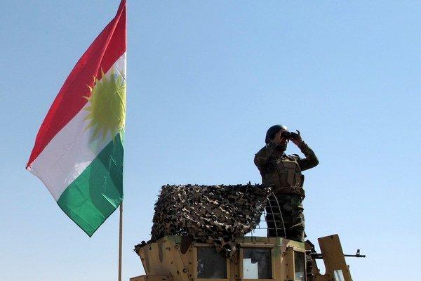 Irackí Kurdi majú vlastnú armádu, ktorá kontroluje sever krajiny.