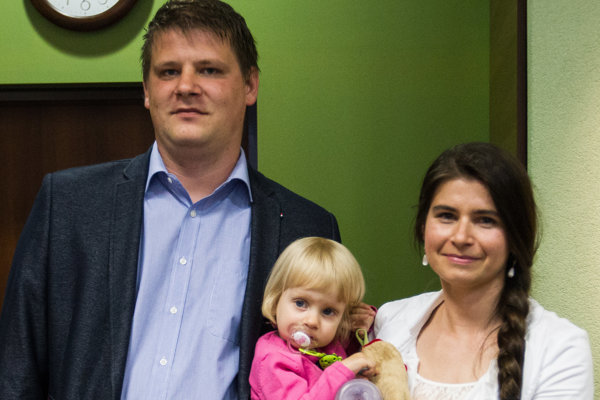 Natália Tomková je prvou pacientkou na Slovensku, ktorá diagnostikovali cystinózu.