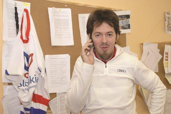 25-ročný splnomocnenec primátora pre MS. Takto Brixi manažoval v roku 2011 šampionát v Košiciach.