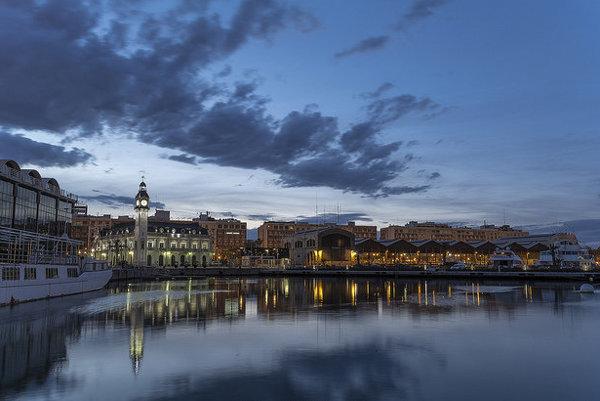 Valencia, Španielsko.