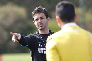 Andrea Stramaccioni viedol slávny Inter Miláno.
