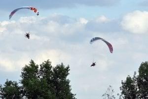 V Štajersku havaroval slovenský paraglidista