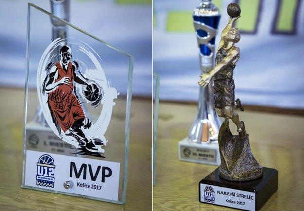 Trofeje, ktoré si odniesol Maroš Šimko.